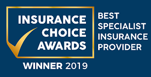 Best Specialist Insurance Provider Winner 2019