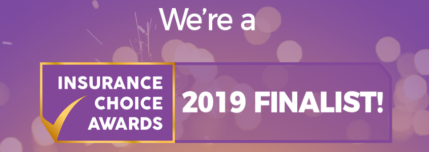 Finalists for the Insurance Choice Awards